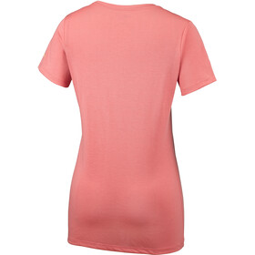 Columbia Outdoor Ele***** III T-shirt Femme, coral bloom